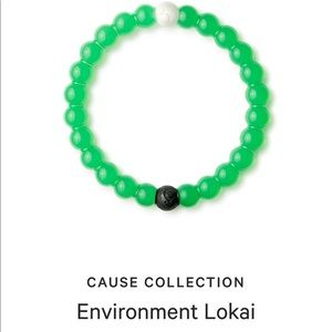 Green Environment Lokai Bracelet